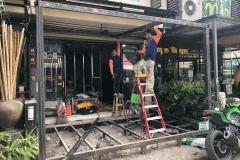 renovate ร้านสปานิมมาน ซอย 4 5